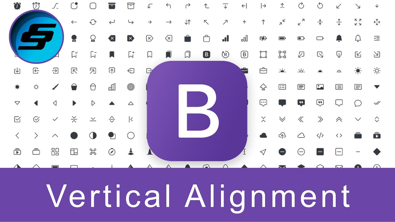 Vertical Alignment - Bootstrap 5 Alpha Responsive Web Development and Design
