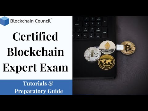 How to prepare for Certified Blockchain Expert?