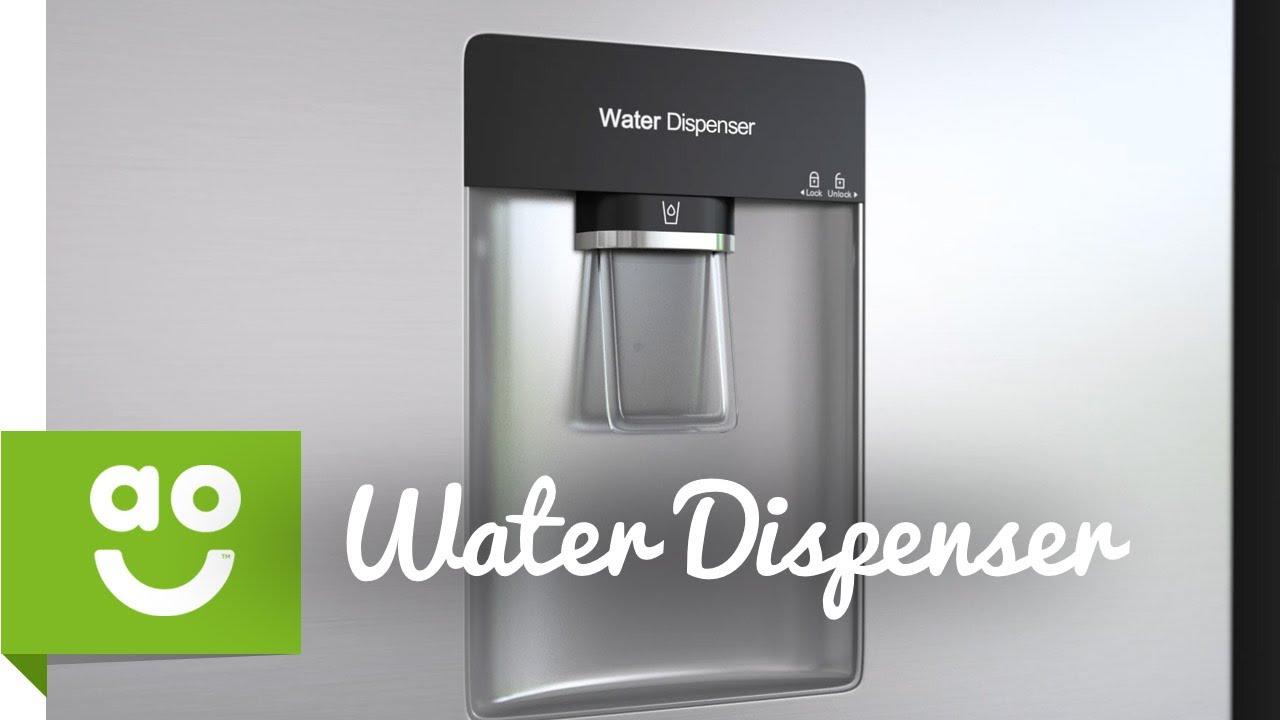 Lg Refrigerator Water Dispenser Slow – Wonderful Image Gallery