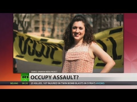 Occupy protester who alleges police brutality faces felony charges