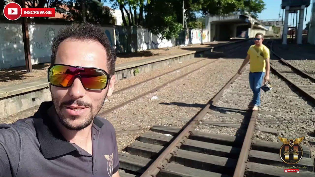 FPV Com Hubsan H501A X4 Air Pro | Na FCA Estação Ferroviária | Campos-Rj | FPV#2 картинки