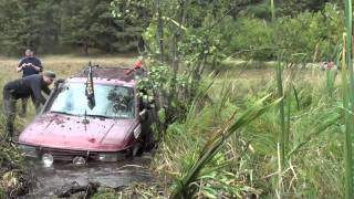 Opel Frontera - Jeżewiada 2012