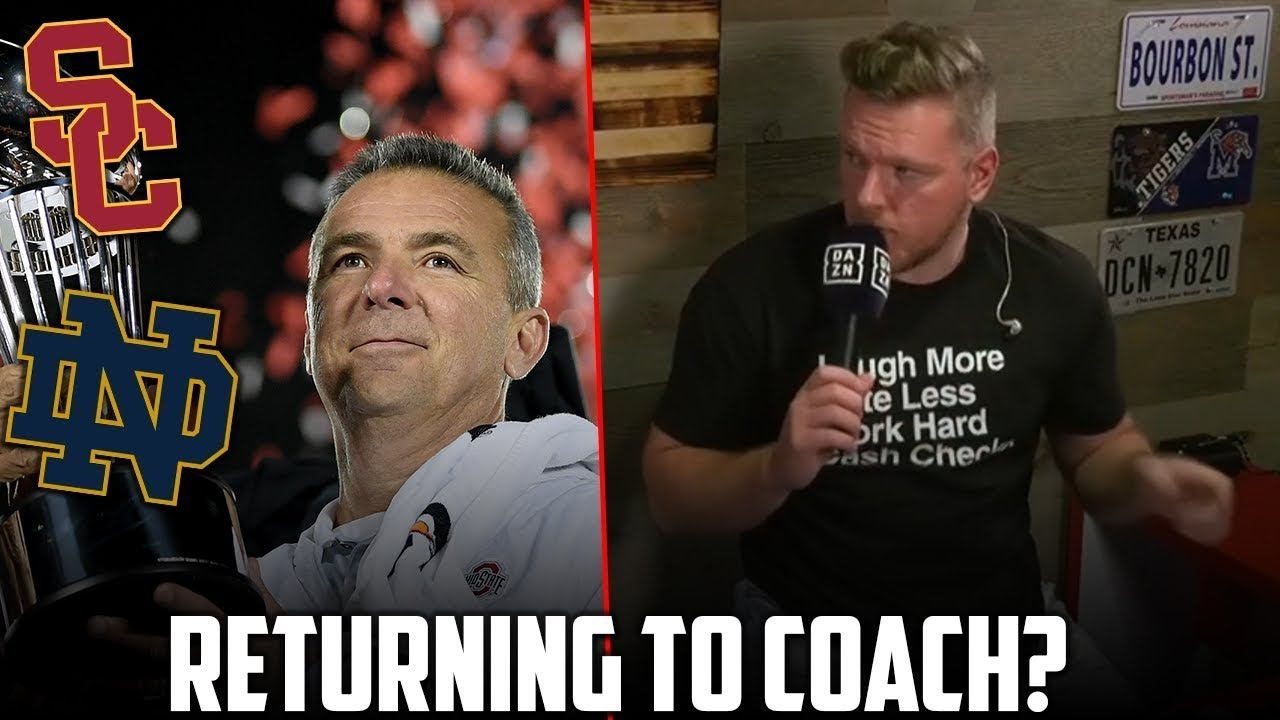 Will Urban Meyer return to coaching?