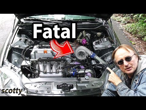 The Fatal Flaw of Turbocharged Cars