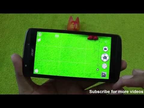 Acer Liquid E700 Camera Review, Features and Sample Images