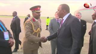 Video President Kenyatta presides over the opening of London stock exchange download MP3, 3GP, MP4, WEBM, AVI, FLV September 2018