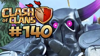 CLASH OF CLANS #140 - RH 8 vs RH 9 FIGHT (clankrieg) ★ Let's Play Clash of Clans