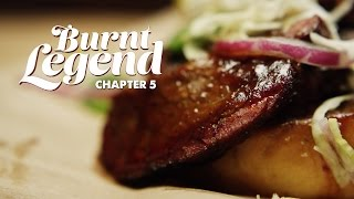 Burnt Legend : Chapter 5 - Is this the Ends?