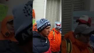 Video: Olla popular de trabajadores