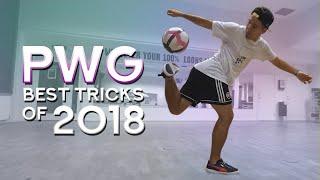Gambar cover PWG - BEST TRICKS OF 2018