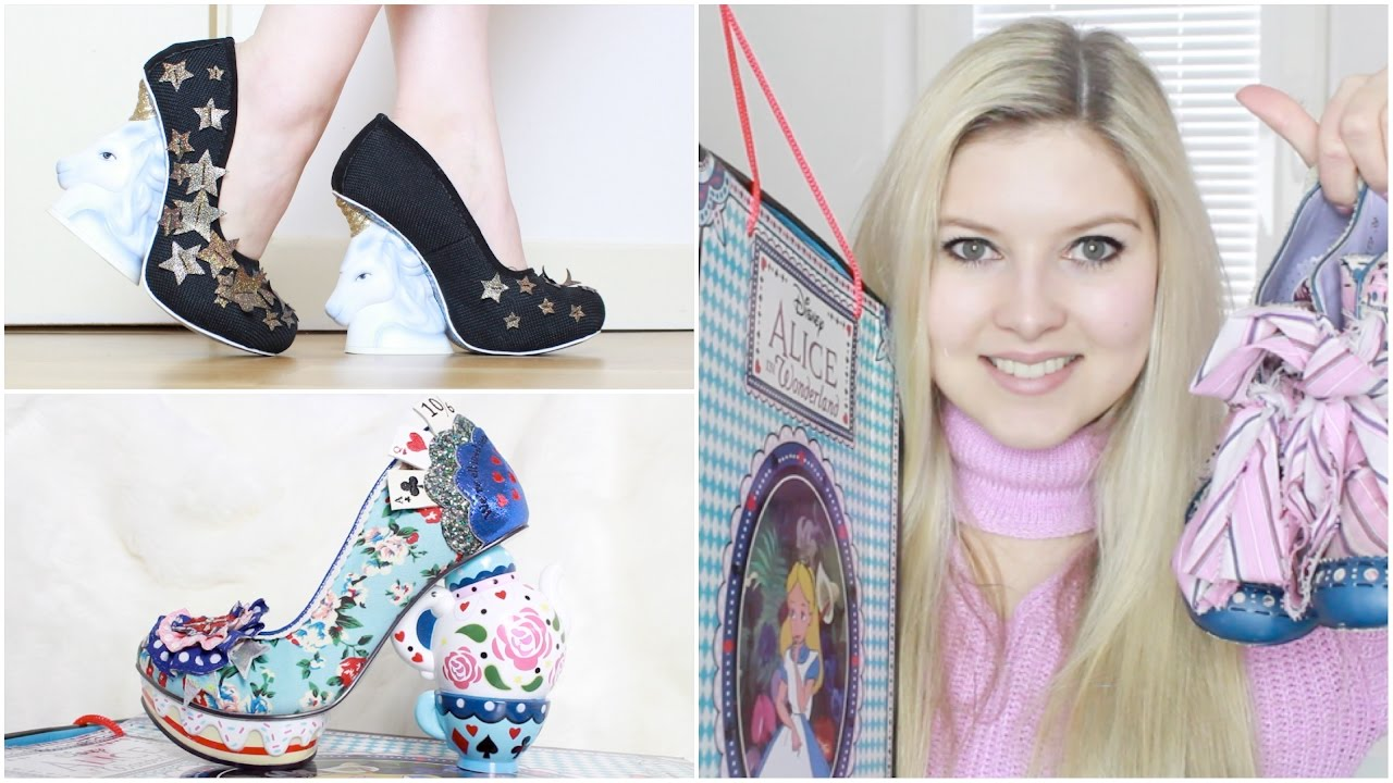 My Irregular Choice Shoe Collection! | Chyaz