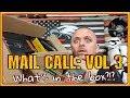 Mail Call Vol 3: Uwell? Geekvape? Hellvape? More?