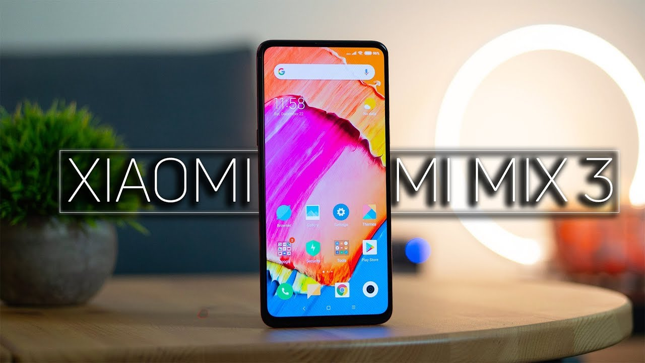 Xiaomi Mi Mix 3 review: The classic slider phone returns