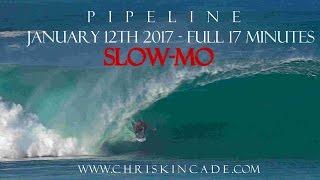 Vidéo : Pipeline, beau et sauvage à la fois