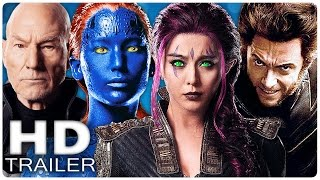 ALLE X-MEN FILME Trailer German Deutsch (2000 - 2017)