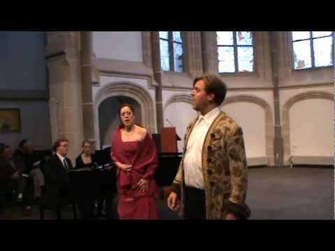 "W.A.Mozart ""Le nozze di Figaro"" Trio - Nadja Knop, Katja Becker & Tobias Hänschke"