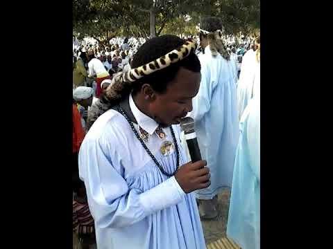 SHEMBE: Mshu. Ncube Umuzi WamaNazaretha (Ebuhleni).