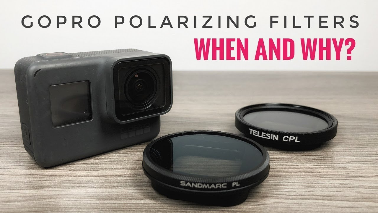 Gopro Polarizing Filters When And Why To Use Them Youtube