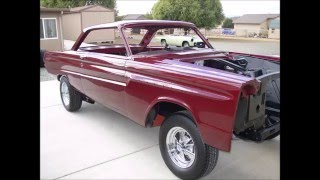 Mercury Cyclone Comet 1965 classic muscle car restoration