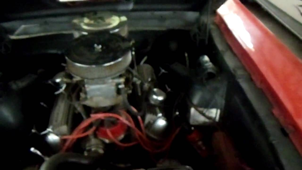 1966 Ford Mustang GT trim 302 with Dual Four Barrels