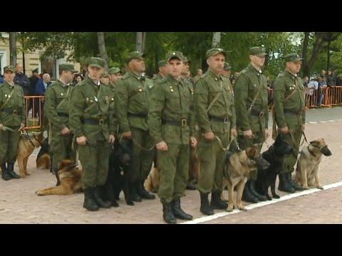 Российские пограничники сегодня отмечают профессиональный праздник