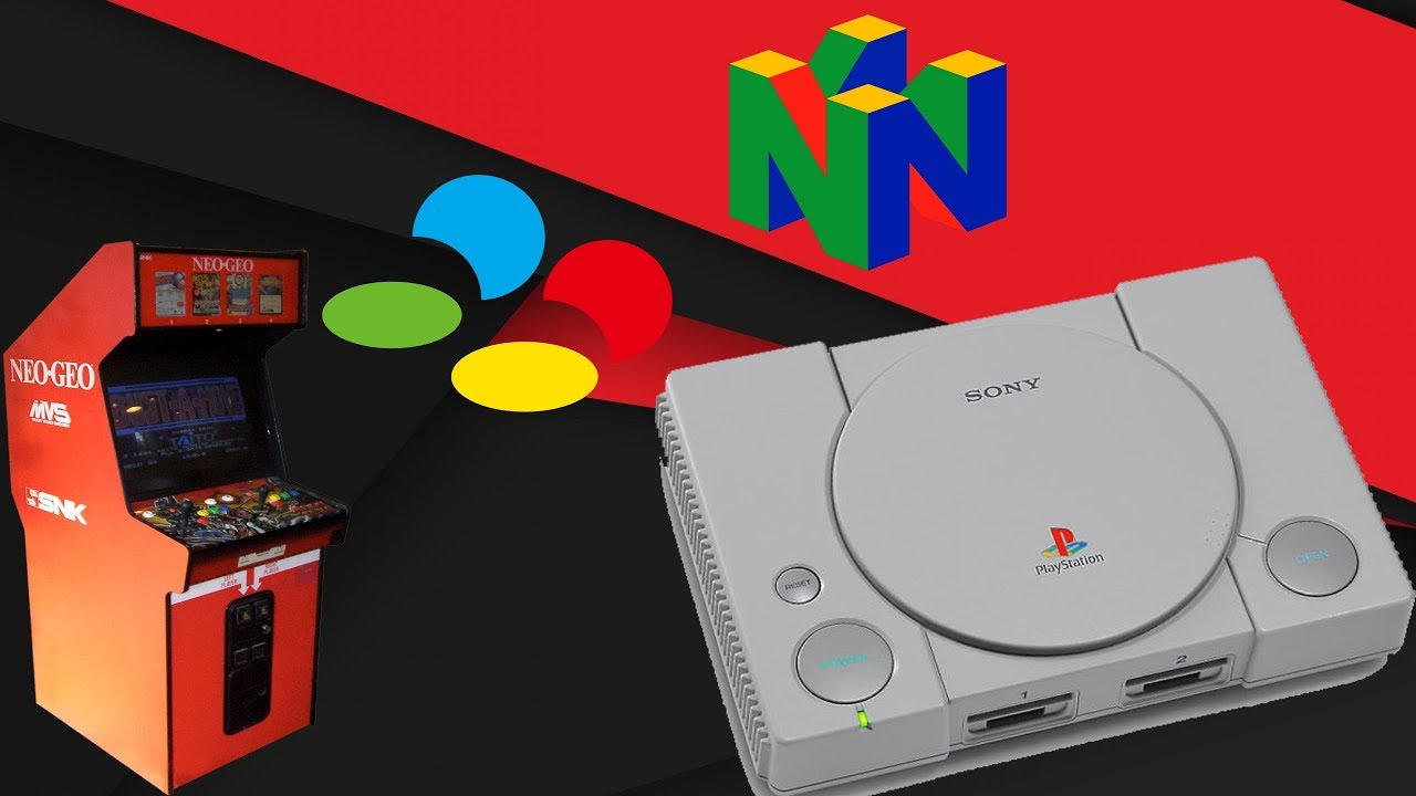 PlayStation Classic is Hacked, PS Classic Game Swapping