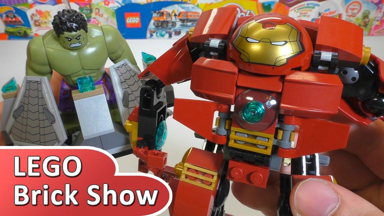 Конструктор lego super heroes marvel танос: последняя битва 674 детали ( 76107) купить в интернет магазине yakaboo. Ua. Выгодные цены ✓ отзывы.