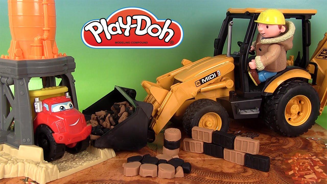 P 226 Te 224 Modeler Play Doh Camion Diggin Rigs Chuck Dump