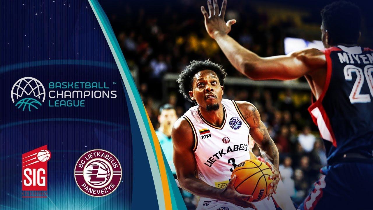 Strasbourg Basketball