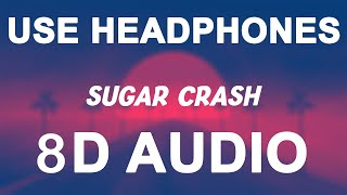 Download ElyOtto - SugarCrash (8D AUDIO)