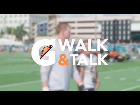 Walk & Talk With Sam Young Fueled by Gatorade