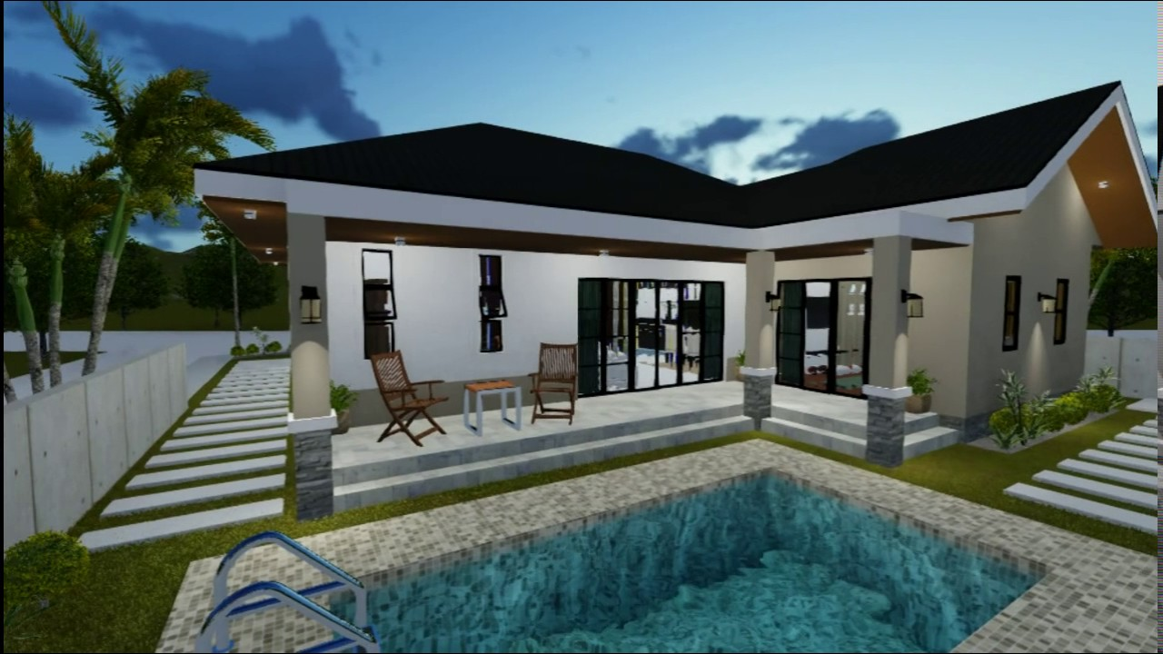 Cagayan de oro home builder spm10 bungalow house with - What is a bungalow house ...