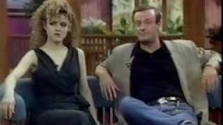 Bernadette Peters & Peter Allen, CBS This Morning