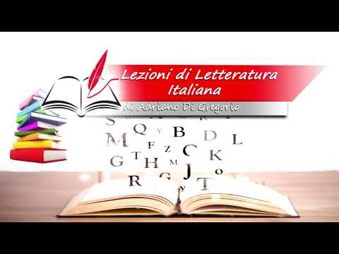 Lezione 1 - Le origini della letteratura italiana