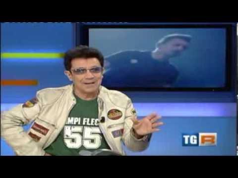 Edoardo Bennato - TG3 (intervista)   29-11-2013.