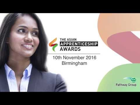 Asian Apprenticeship Awards - promotional of all categories being judged
