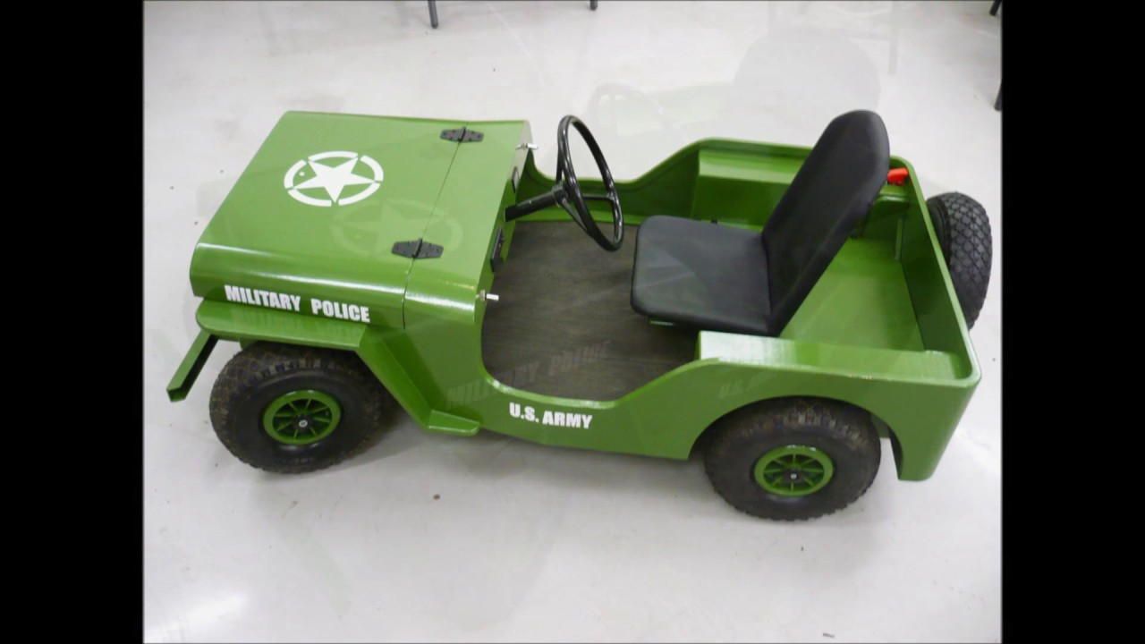 How To Make An Electric Car For Your Kid