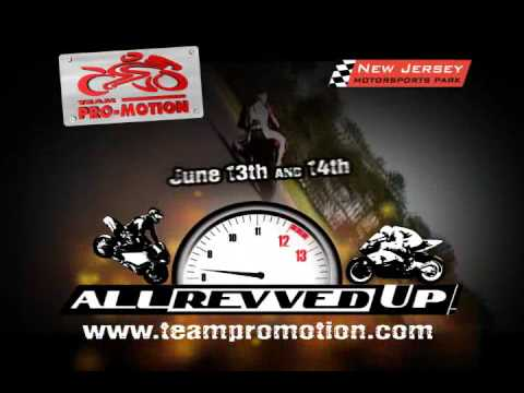 Team Pro-Motion Presents All Revved Up! Starring Jason Britton