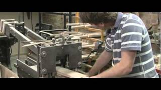 Cricket Bat Manufacturing by Andrew Kember of Salix