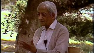 I realise I act neurotically but the neurosis remains. What can I do? | J. Krishnamurti