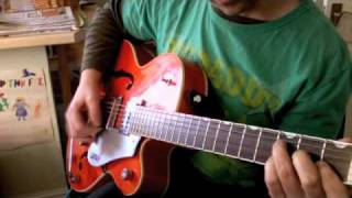 Message to you Rudy guitar lesson
