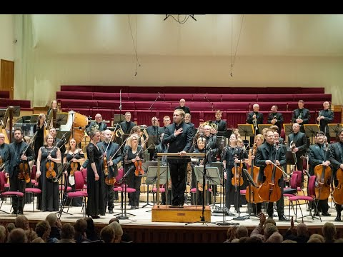 Royal Liverpool Philharmonic Orchestra performs works by Elgar conducted by Vasily Petrenko.