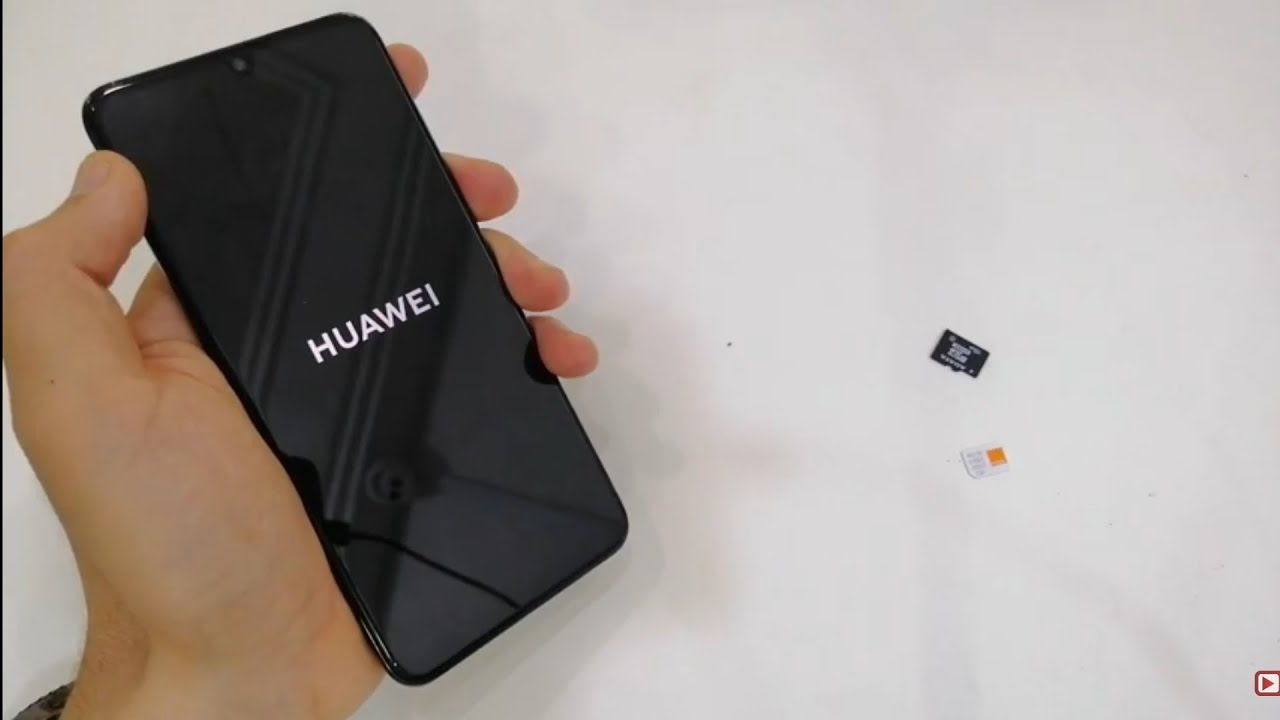 Huawei P30 Lite NSERT SIM & SD CARD (Single SIM) _Gsm Guide