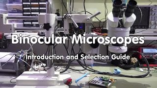 #70 How to select a Binocular / Trinocular Microscope?