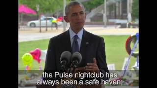 President Obama's Remarks in Orlando, Florida