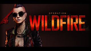 War Commander-Operation: Wildfire Info
