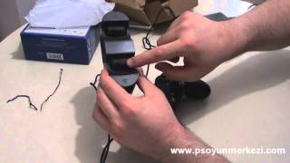 PS4 DUALSHOCK 4 Şarj İstasyonu Kutu Açılımı