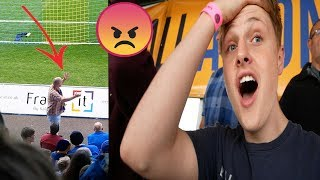 THE ANGRIEST FOOTBALL FAN EVER?! - AWAYDAYS