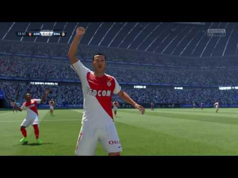 FIFA 17_Finale Champions League Monaco di Baviera 2019 | Monaco - Real Madrid