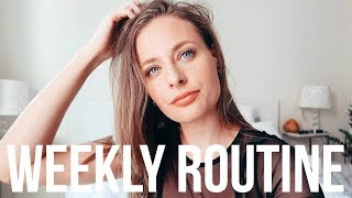 FULL Week In My Life | MY WEEKLY ROUTINE (Monday - Sunday)